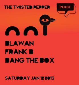 BLAWAN _ TWISTED PEPPER _ Jan _ 2013